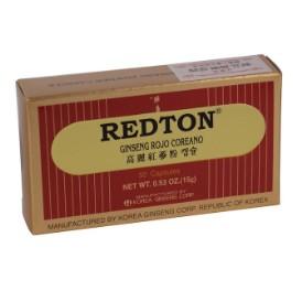 Redton Ginseng Rojo Coreano - 50 cap.