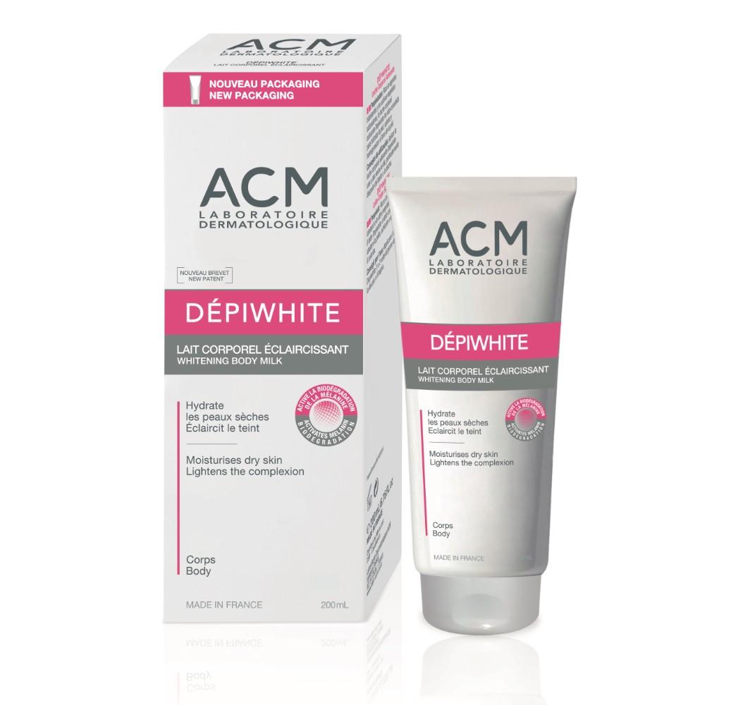 Depiwhite leche corporal aclarante - 200 ml