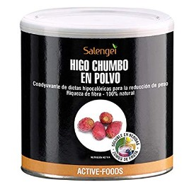 Higo chumbo en polvo - 200 gr