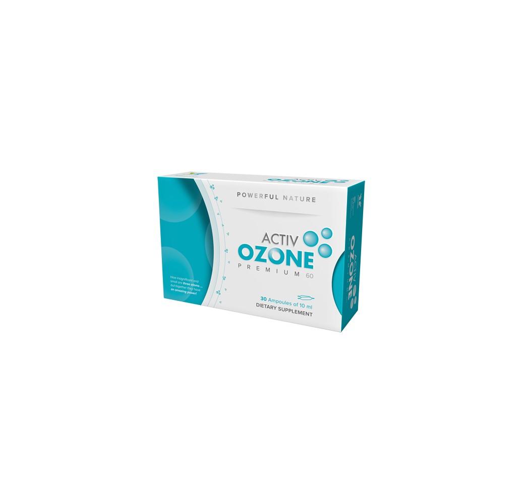Activozone Premium 60 - 30 ampollas