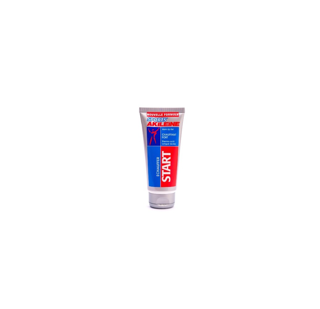START Gel efecto calor fuerte - 75 ml