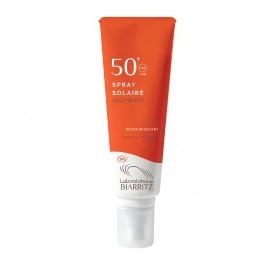 Spray solar cara y cuerpo SPF 50+ - 125 ml