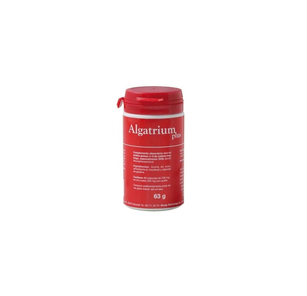 Algatrium plus (DHA 70%) - 700 mg - 90 cap.