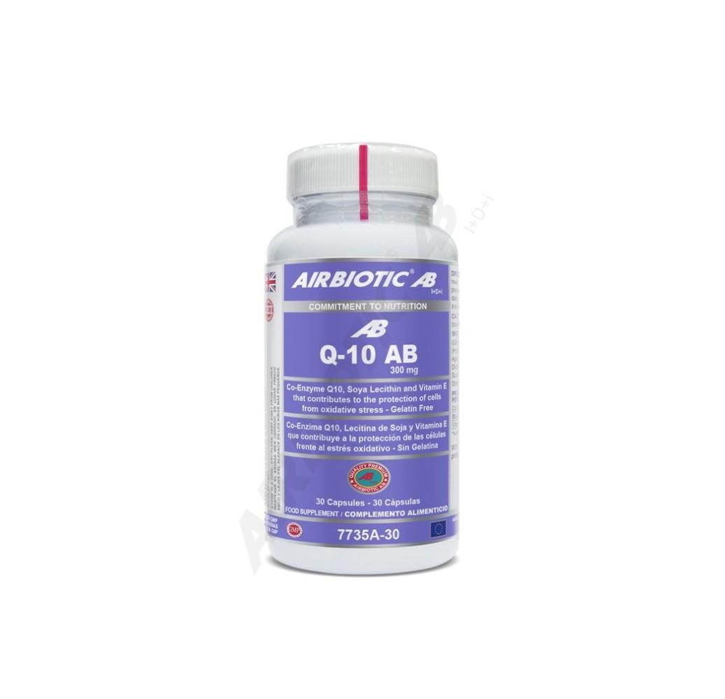 Co-Enzima Q10 - 300 mg - 30 cap.