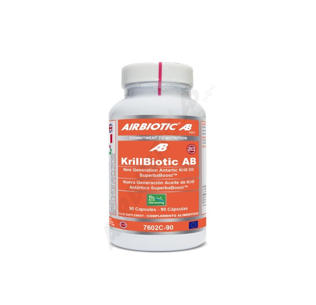 Krillbiotic AB - 590 mg - 90 cap.