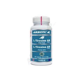 L-Tirosina - 500 mg - 60 cap.