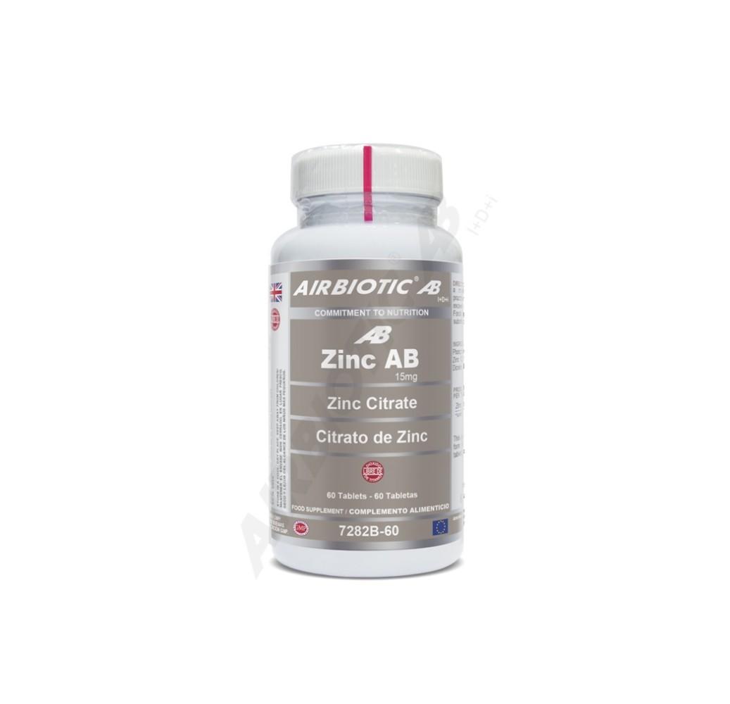 Zinc - 15 mg - 60 comp.