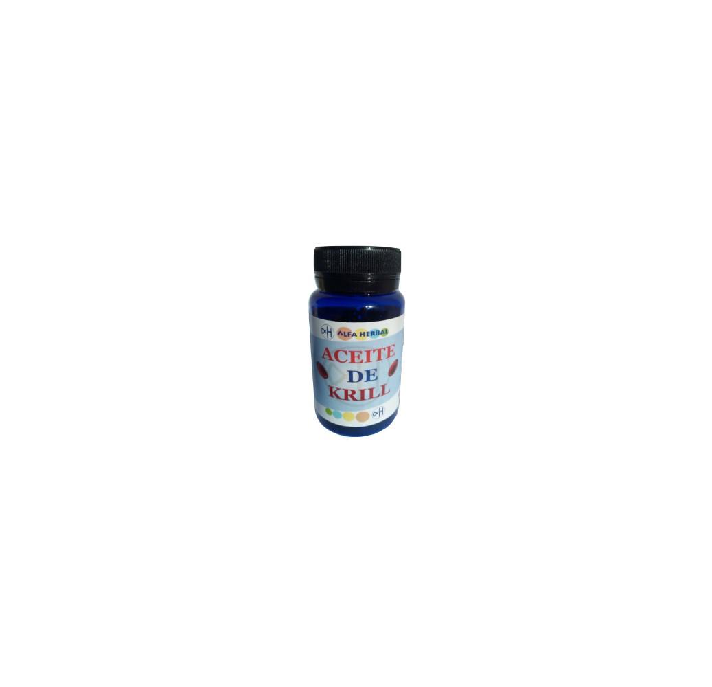 Aceite de krill - 60 perlas