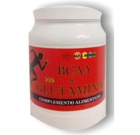 BCAA + Glutamina - 500 gr