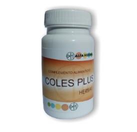 Coles Plus Herbal - 60 cap.