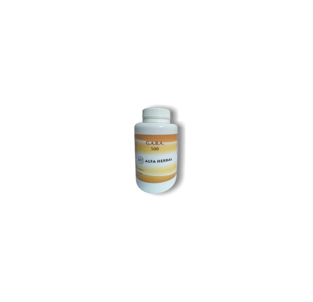 G.A.B.A. - 500 mg - 120 cap.
