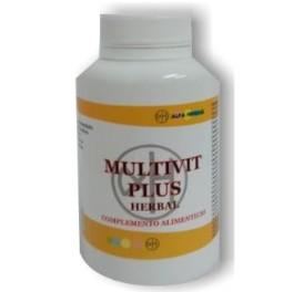 Multivit Plus Herbal - 120 cap.