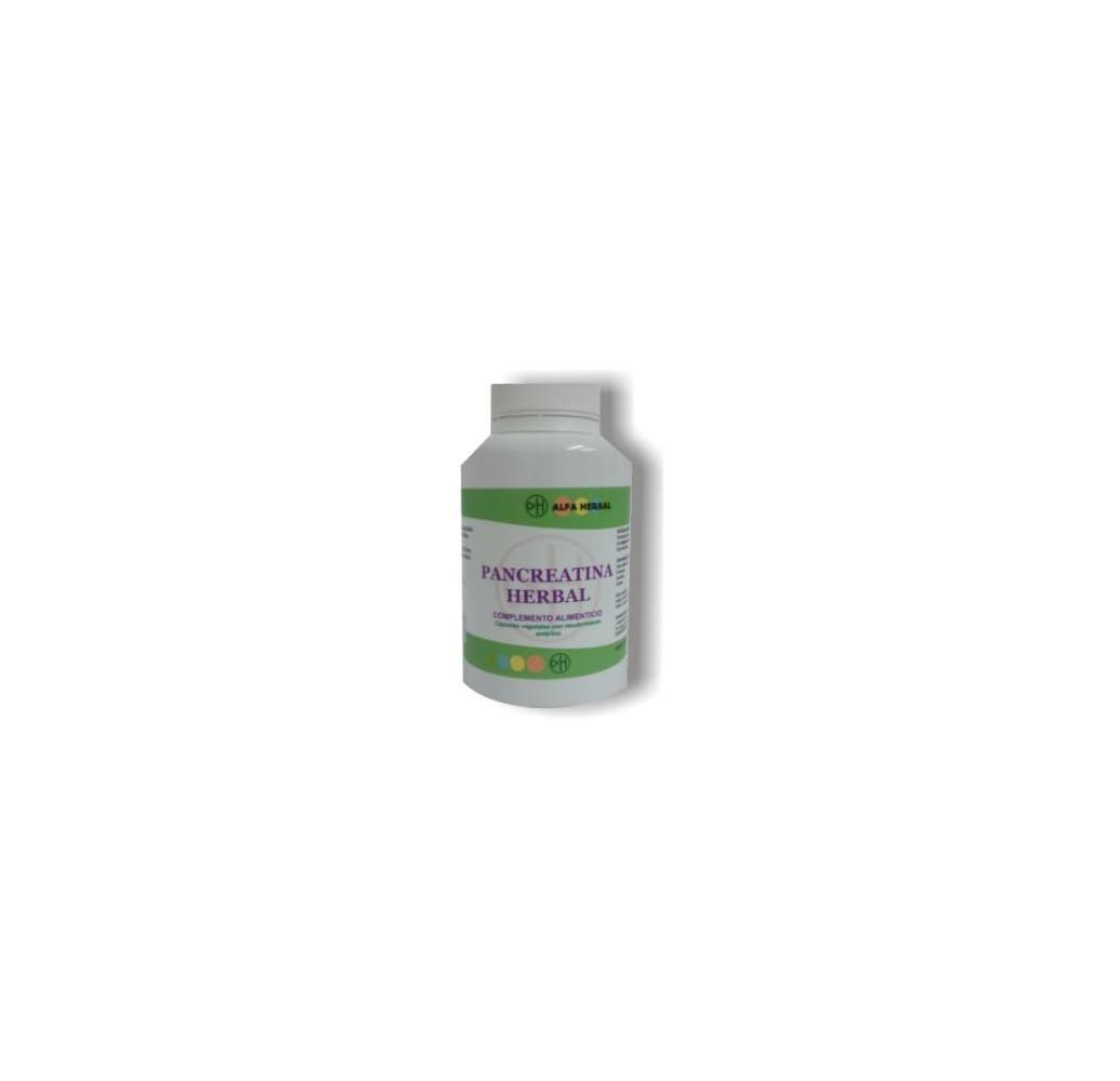 Pancreatina Herbal - 120 cap.