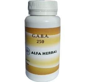 G.A.B.A. - 250 mg - 120 cap.