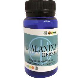 L-Alanina - 60 cap.