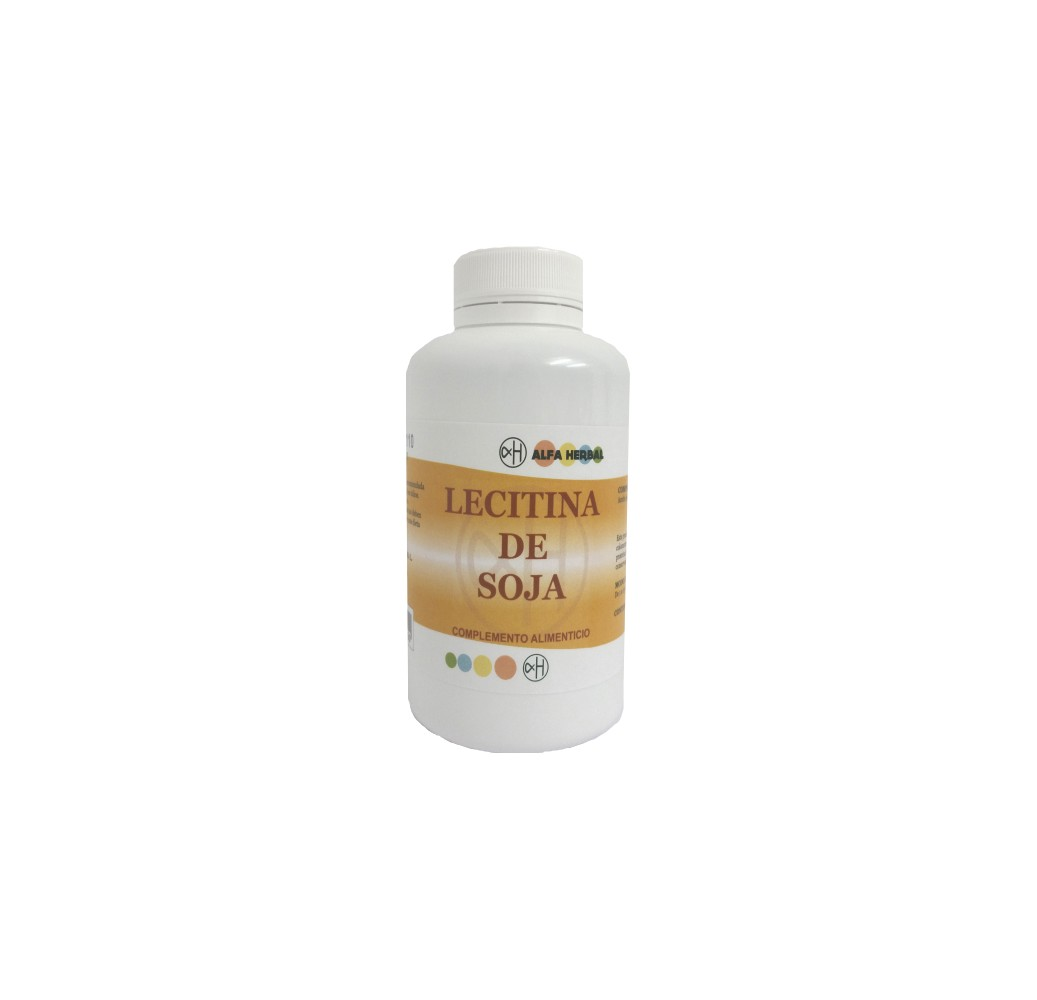 Lecitina de soja - 120 perlas