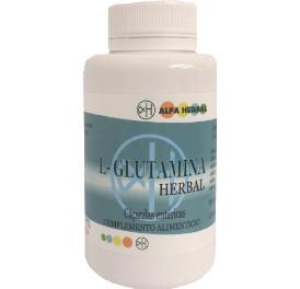 L-Glutamina Herbal - 120 cap.