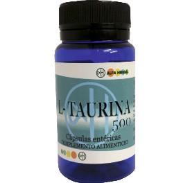 L-Taurina - 500 mg - 60 cap.