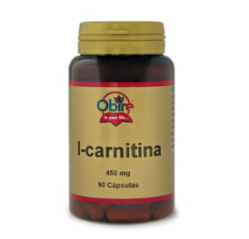 L-Carnitina - 450 mg - 90 cap.