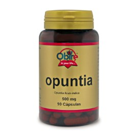 Opuntia - 500 mg - 90 cap.