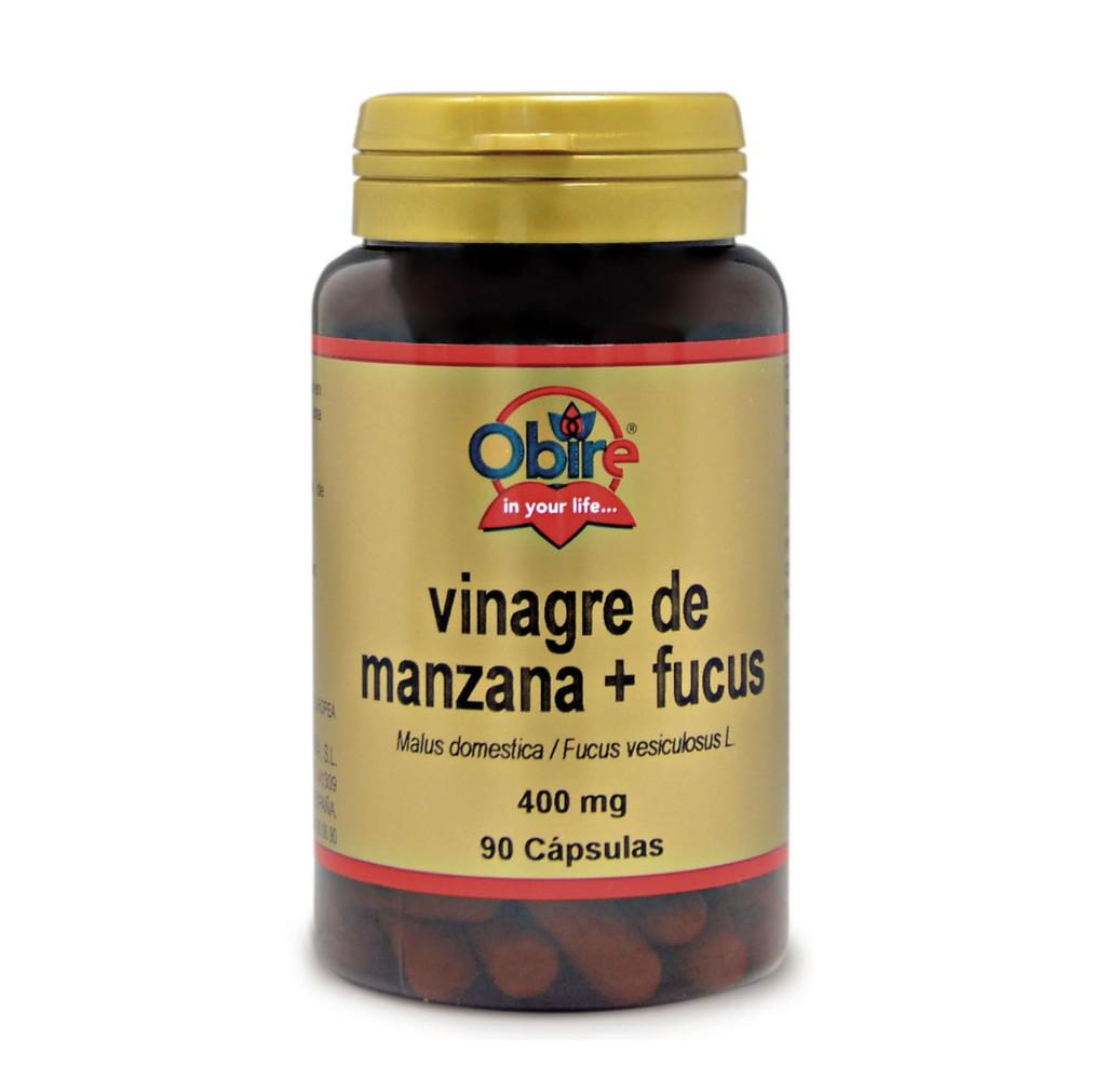 Vinagre de manzana + Fucus - 90 cap.