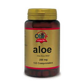 Aloe - 250 mg - 120 comp.
