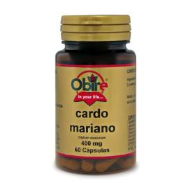 Cardo mariano - 400 mg - 60 cap.
