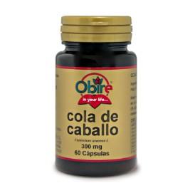 Cola de caballo - 300 mg - 60 cap.