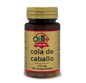 Cola de caballo - 375 mg - 100 comp.