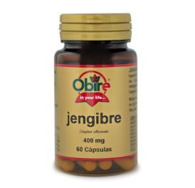 Jenjibre - 400 mg - 60 cap.