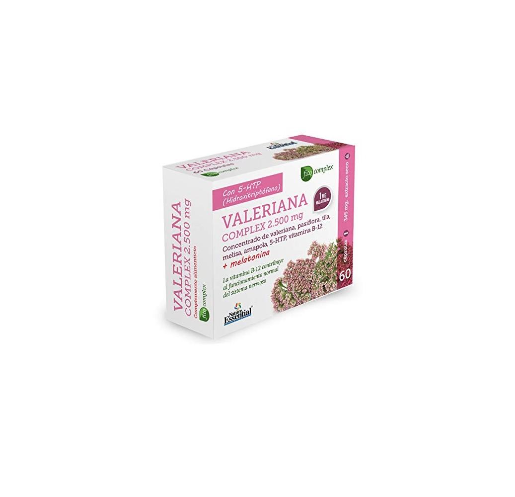 Valeriana complex - 2740 mg - 60 cap.