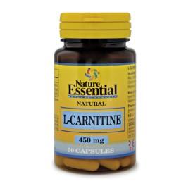 L-Carnitina - 50 cap.