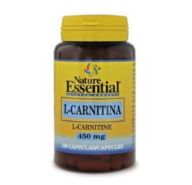 L-Carnitina - 100 cap.