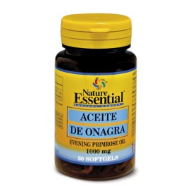 Aceite de onagra - 1000 mg - 30 perlas