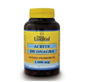 Aceite de onagra - 1000 mg - 100 perlas