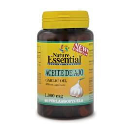 Aceite de ajo - 1000 mg - 60 perlas