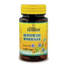 Borraja - 1000 mg - 30 perlas