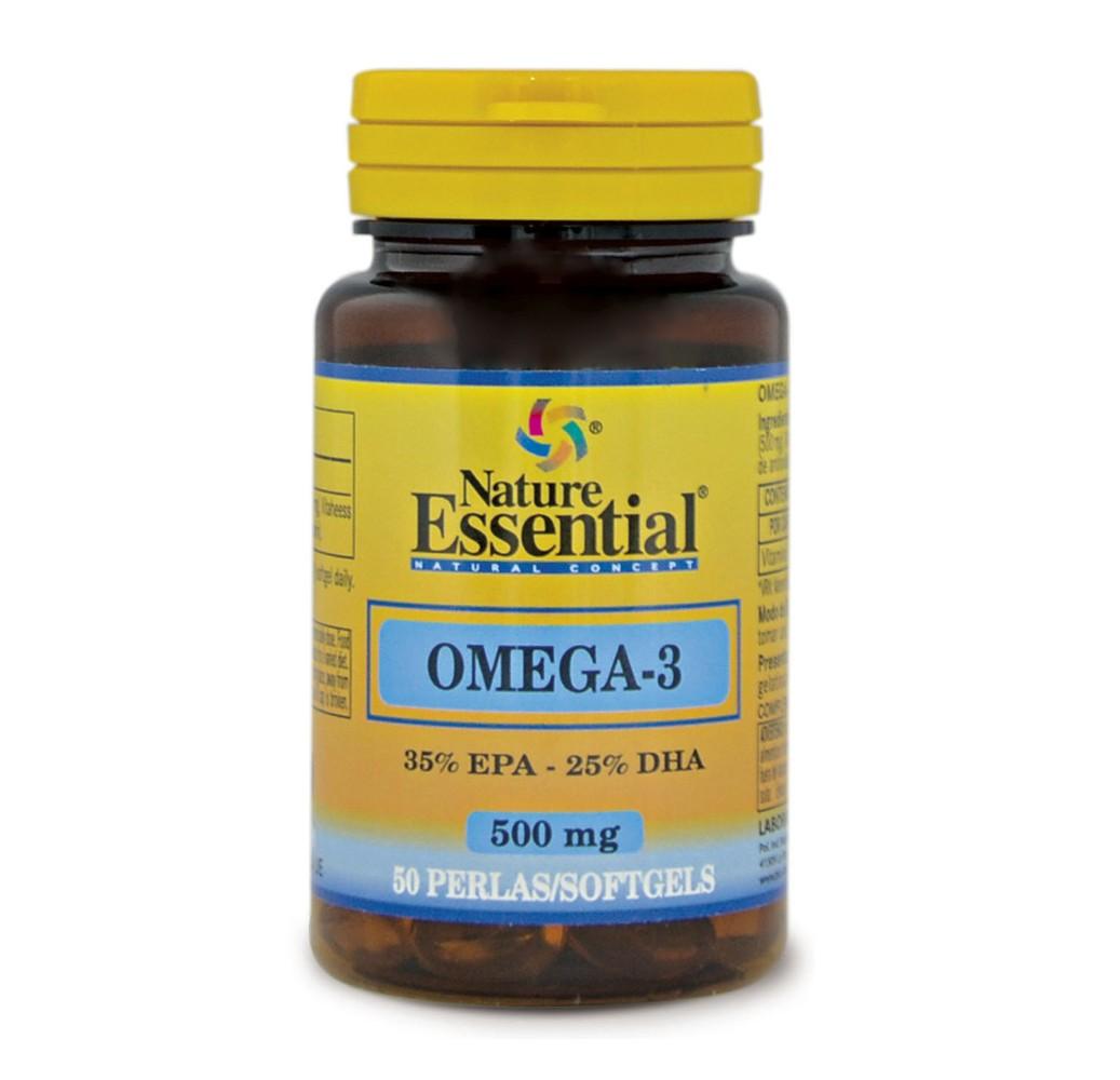 Omega-3 35%-25% - 500 mg - 50 perlas