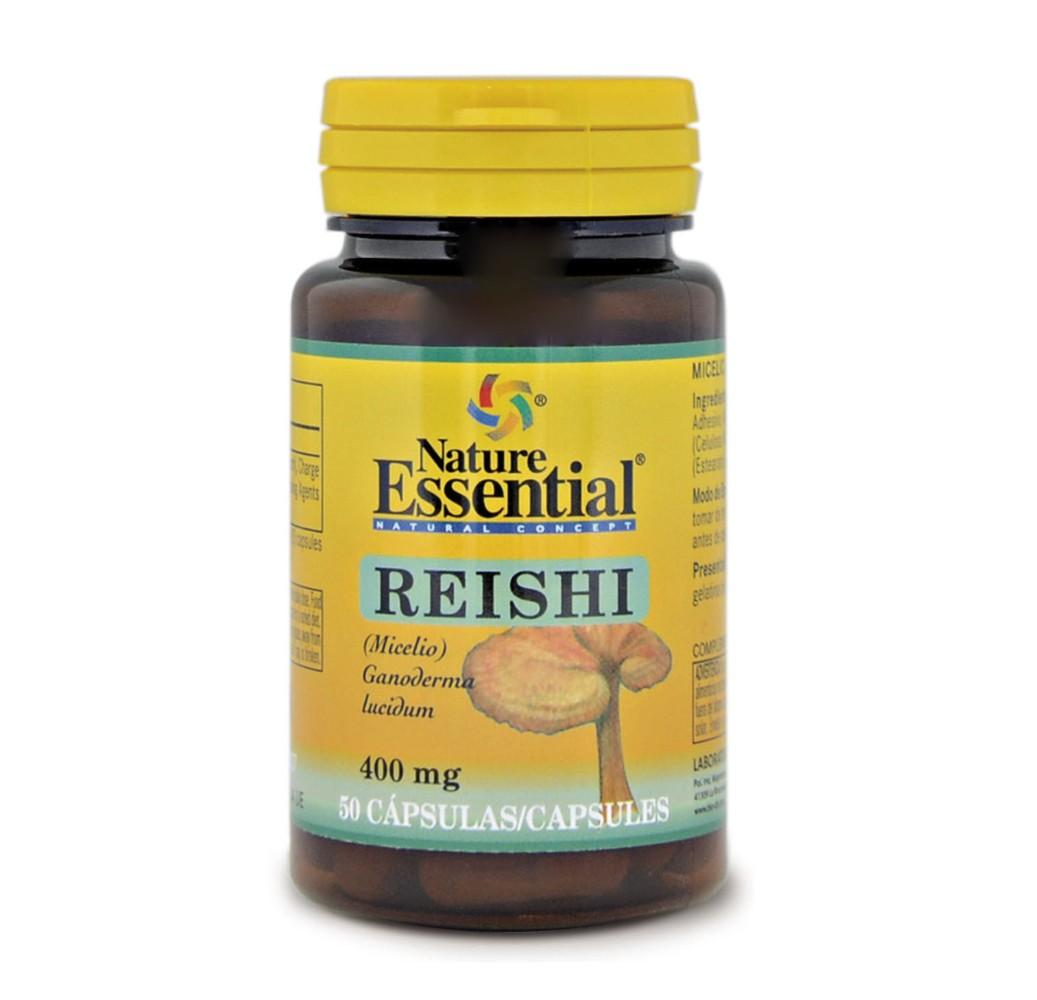 Reishi - 400 mg - 50 cap.
