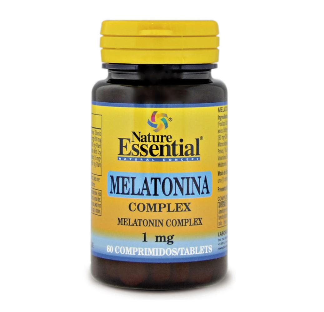 Melatonina complex - 1 mg - 60 comp.