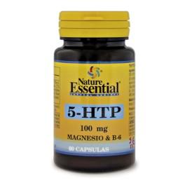 5 HTP 100 mg + Magnesio + Vit. B-6 - 60 cap.