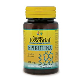Espirulina - 400 mg - 100 comp.