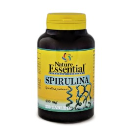 Espirulina - 400 mg - 250 comp.