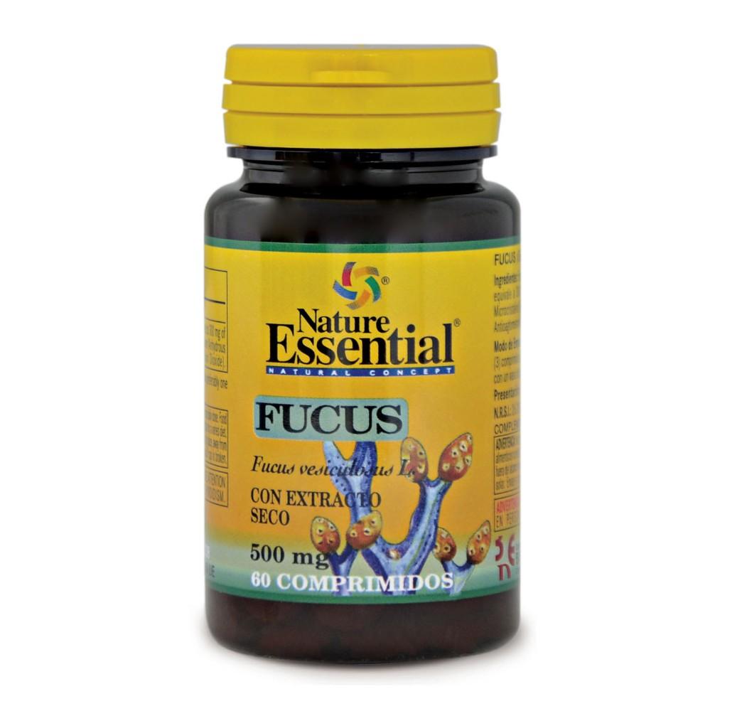 Fucus - 500 mg - 60 cap.
