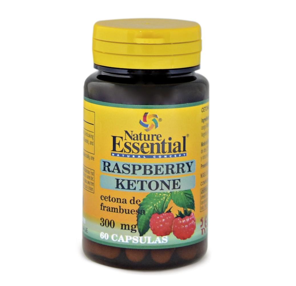 Cetonas de frambuesa - 300 mg - 60 cap.