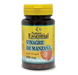 Vinagre de manzana - 500 mg - 50 cap.