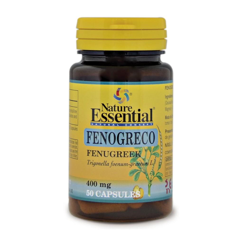 Fenogreco - 400 mg - 50 cap.