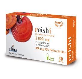 Reishi - 2000 mg - 30 cap.