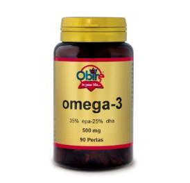 Omega-3 35%-25% - 500 mg - 90 perlas