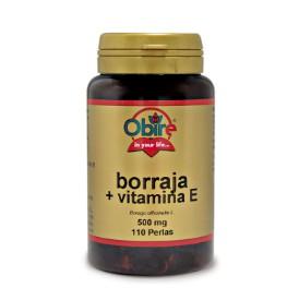 Borraja - 500 mg - 110 perlas